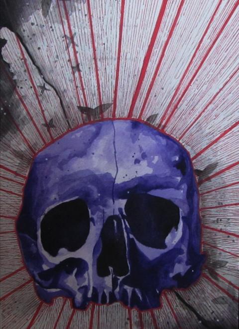 fortune tellers skull